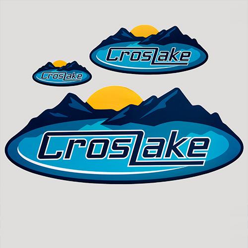 CrosLake-StickerSet