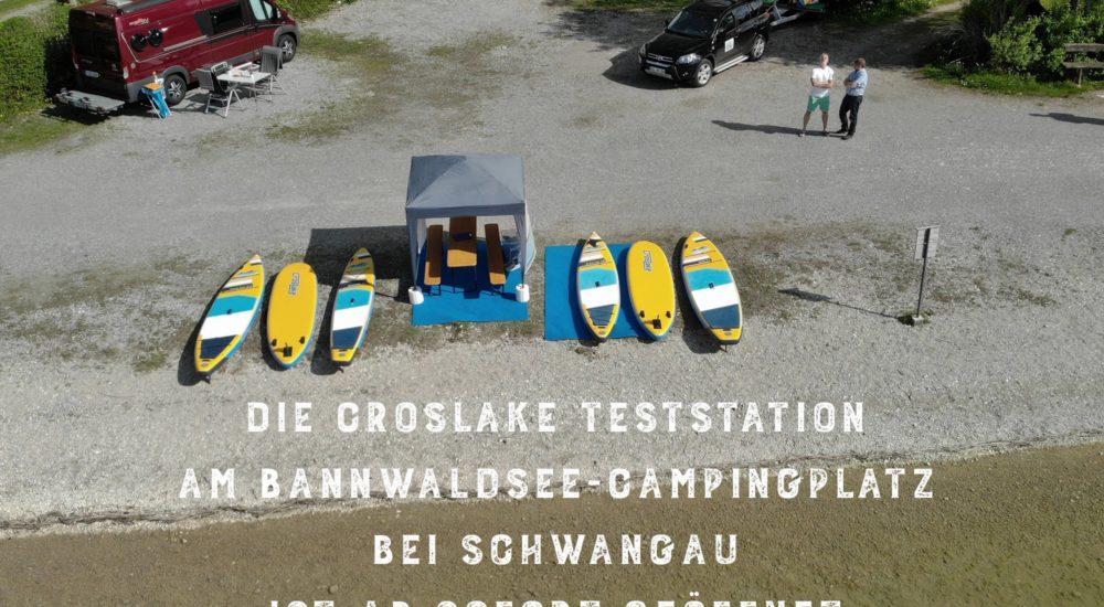 CrosLake Testcenter Schwangau